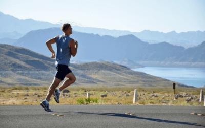 Спортивный бег
